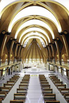 Galeria - Igreja da Ordem das Carmelitas Descalças / Tudor Radulescu - 8