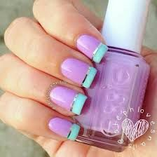 Pictures of french manicure nail art designs. French manicure nail art designs 2017 and Fancy Nails, Love Nails, Trendy Nails, How To Do Nails, My Nails, French Manicure Nails, Nails Polish, Nail Design Gold, Nails Design