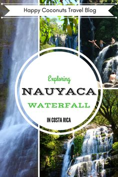 Exploring Nauyaca Waterfall in Costa Rica |  Waterfalls in Costa Rica |  Waterfalls of Costa Rica |  Waterfall Jumping in Costa Rica |  Waterfall Rappelling in Costa Rica |  Rock Climbing Costa Rica |  Horseback Riding Costa Rica |  Adventures and Activities in Costa Rica |  Vacation in Costa Rica |  Travel to Costa Rica |  Things to do in Costa Rica |  Dominical, Costa Rica |  Costa Ballena |  Best waterfalls of the world |