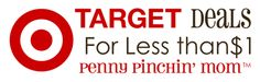 Target In-Store Deals For $1 or Less - http://www.pennypinchinmom.com/target-store-deals-1-less-11/