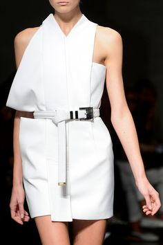 Gianfranco Ferré at Milan Fashion Week Spring 2013 - StyleBistro