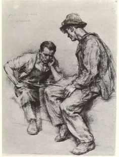 Person Drawing, Charcoal Drawings, Stucky, Wild West, Figure Drawing, Imagination, Concept Art, Composition, Pencil