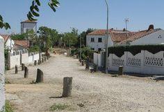 TALAS. Barrio Colonia Militar Campamento