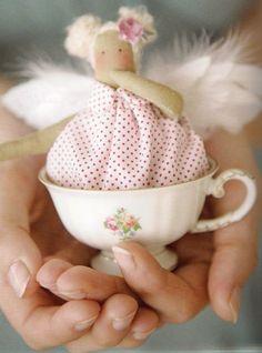 Little doll for you!  Akár karácsonyi ajándék is lehet...