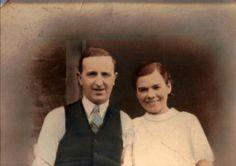 My Gran and Granddad 1938