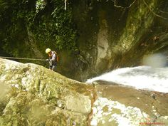 Canyoning in Biliran: Daring to Take the Challenge of the Mighty Sampao River (Part Climbers, Dares, Outdoor Activities, Philippines, Romance, Challenges, The Incredibles, River, Adventure