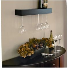Target : Pinot Wine Glass Shelves : Image Zoom