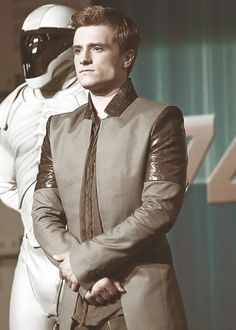 Peeta in Catching Fire