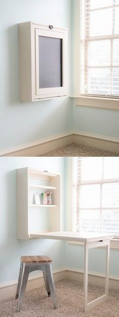 Как оформить скрытые пространства