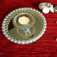 Lamps And Candles, Circular Diwali De-light