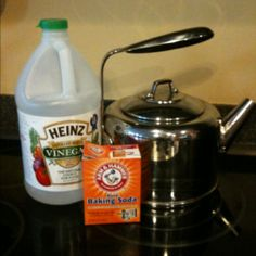 how to open bathroom sink with baking soda