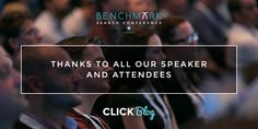 Discover how our inaugural Benchmark Search Conference delighted delegates in Manchester this week... #benchmarksearchconf