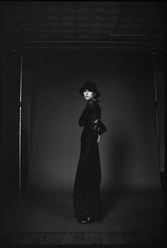 A look from Yohji Yamamoto's Autumn Winter 2011-12 collection photographed in New York by Erik Madigan Heck for the first issue of Style Zeitgeist magazine.