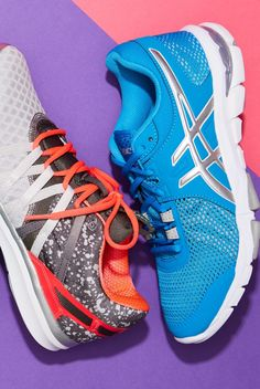 Why you should be changing out your workout shoes. Paid for by ASICS.