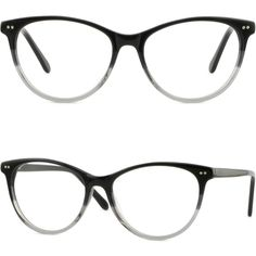 0f61bb91046 Thin Men Women Acetate Frame Spring Hinge Round Glasses Silver Dot Accents  Black  Unbranded Thin