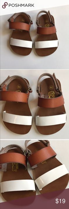 Teeny Toes Strappy Sandals Good shape - worn maybe 3/4 times. No box teeny toes Shoes Sandals & Flip Flops