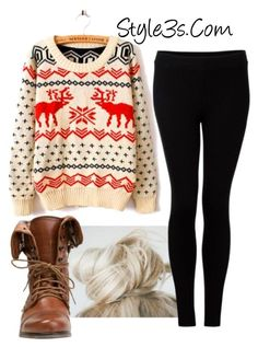 """""""#52 - 100+ Amazing Lovely Outfits to copy right now"""" by style3s ❤ liked on Polyvore"""