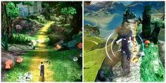 Whimsy Woods- App Art Favorites Temple Run: Oz