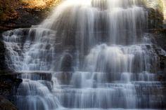 Cascade Falls - Alisa Moody Photography