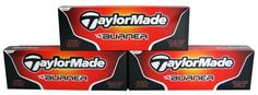 Taylor made burner 12pk by TaylorMade. $25.00