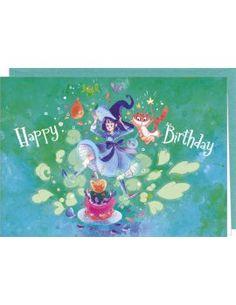 "Carte d'Anniversaire ""Happy Birthday"""