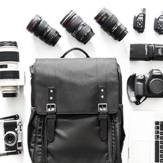 """What """"gear acquisition syndrome"""" looks like - the Camps Bay backpack in Nylon."""