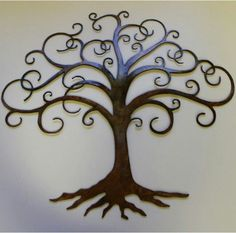 Swirly Tree from eBay