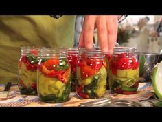 Canning Garden Vegetables | At Home With P. Allen Smith