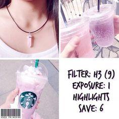 แจกปลดล็อค VSCO Cam แจก VSCO Cam filter โทน light purple