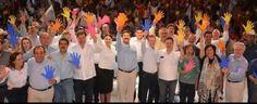 Chihuahua no se calla ni se doblega; Alianza Ciudadana por Chihuahua apoya a Corral en su denuncia contra gobierno de EPN y en su lucha contra la corrupción   El Puntero