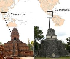 Parallel Pyramids Across The Pacific - Suppressed By American Universities - MessageToEagle.com