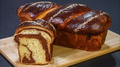 Brioche Bread, Sifted Flour, Melted Butter, Sour Cream, French Toast, Breakfast, Youtube, Food, Morning Coffee