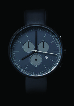 300 series chronograph watch by Uniform Wares | Murray Mitchell