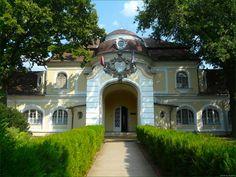 Horthy Kastély in Kenderes, Jász-Nagykun-Szolnok megye Budapest, Heart Of Europe, 6 Photos, Pavilion, Terrace, To Go, Exterior, Country Houses, Mansions