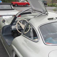 Fotos der 5. #Unternehmer/#Business #Oldtimer Tour NRW #Oldtimertreff #Köln / #Cologne. #classiccar #Classic Car #VintageCar #Vintage Car #Mercedes #Benz 300 SL #ビンテージカー #老爷车 #voiture d'époque