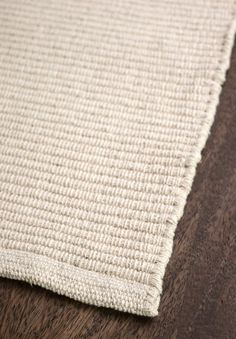 Attractive, affordable rugs, hand-woven in a range of eco-friendly colors.
