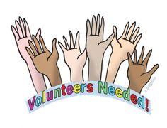 Volunteers Needed 1