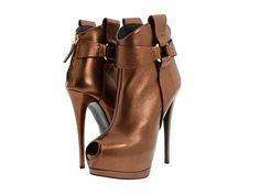 Giuseppe Zanotti Bronze - $1,115!!!!!  but so gorgeous....*sigh