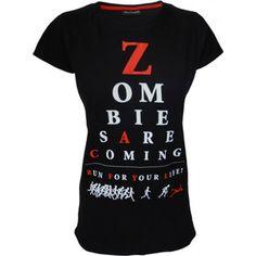 Zombie Sight Womens T-Shirt