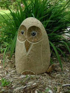 Garden Owl - just what my garden needs