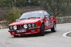 Bmw 635, Colin Mcrae, Bmw 6 Series, Bmw Classic, Sub Brands, Rally Car, Bmw Cars, Car Manufacturers, Fast Cars