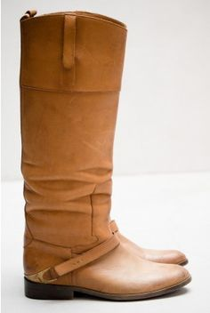 Charlye Boot — Camel