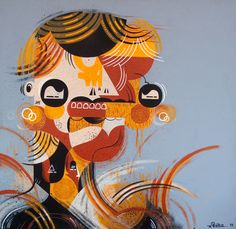 James Reka Australian Artists, Street Artists, Berlin