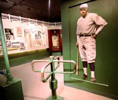 Cooperstown, NY - National Baseball Hall of Fame and Museum, the central point for the study of the history of baseball in the United States and beyond, displays baseball-related artifacts and exhibits, and honors those who have excelled in playing, managing, and serving the sport.