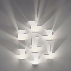 """Infinitely modular and endlessly configurable"", Set lights by Josep Lluís Xuclà for @VIBIA http://ow.ly/kpEPv"