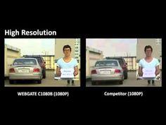 Webgate HD SDI CCTV   Video Quality Comparison