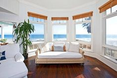 sitting area from master bedroom by corine