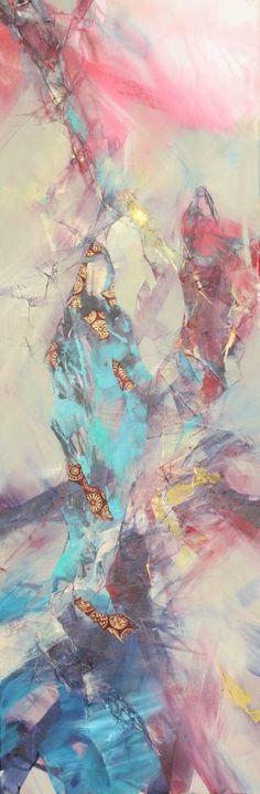 """Saatchi Art Artist Annabelle Smith Bigno; Painting, """"Medina"""" #art"""