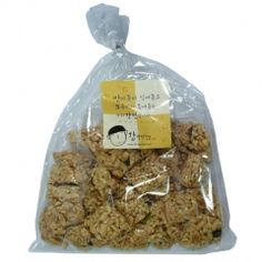Peanut Rice Snacks by BEZ  Want yummy Korean food like this delivered to your door every month? Visit www.koreacurated.com. Korea, curated is a monthly care package full of interesting things from the streets of Korea specially selected for you and shipped worldwide.