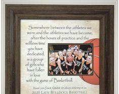 Basketball Coach Thank You Gift for Basketball Coaches